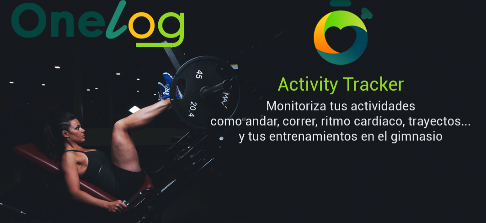 Onelog Activity Tracker Slide